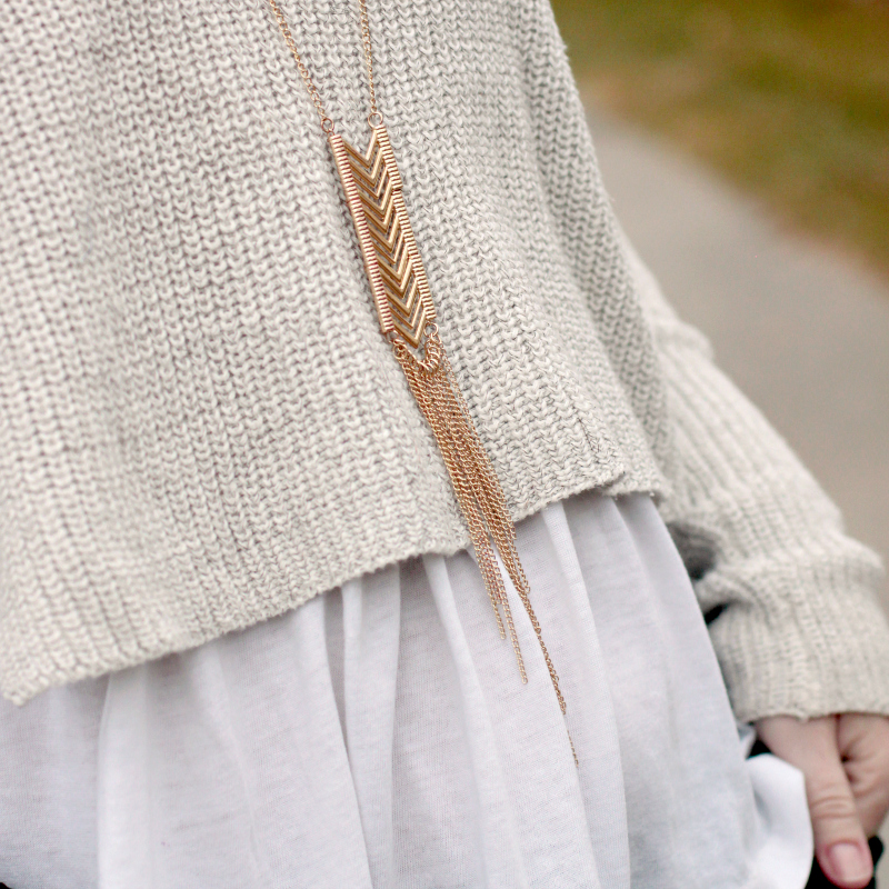 three tips for finding a great sweater at the thrift store
