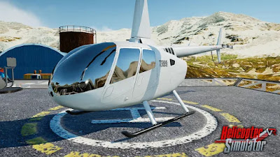 Helicopter Simulator 2021 SimCopter
