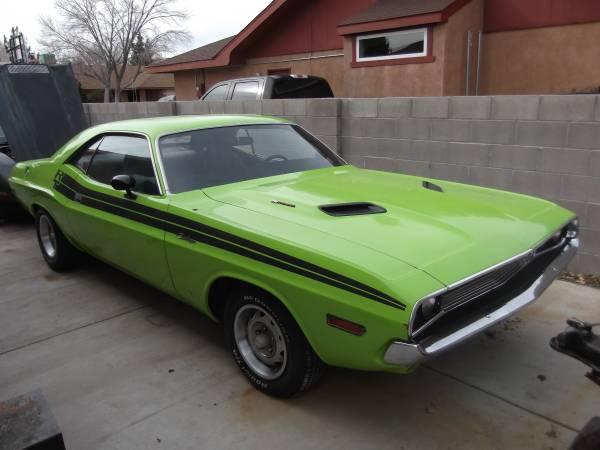 1970 Dodge Challenger 340 Survivor
