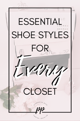 Essential Shoe Styles for Every Closet