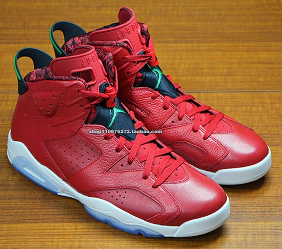 low priced 009b6 f132b ... netherlands ajordanxi your 1 source for sneaker release dates air  jordan 6 retro spizike varsity red