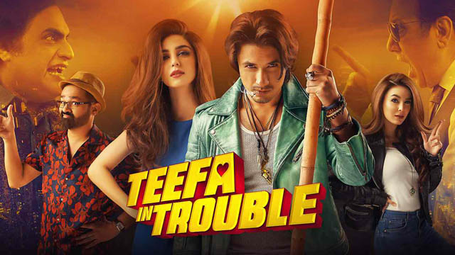 Teefa in Trouble (2018) Pakistani Movie 720p BluRay Download