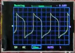 trapezoidal waveform simple inverter