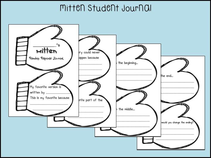 Sarah's First Grade Snippets: Jan Brett Literacy Activities ...