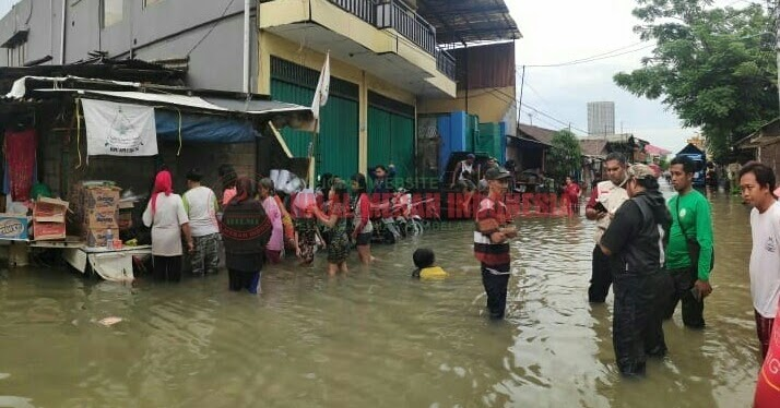 Gerak Cepat Hadapi Banjir, HILMI DKI Jakarta Buka 12 Titik ...