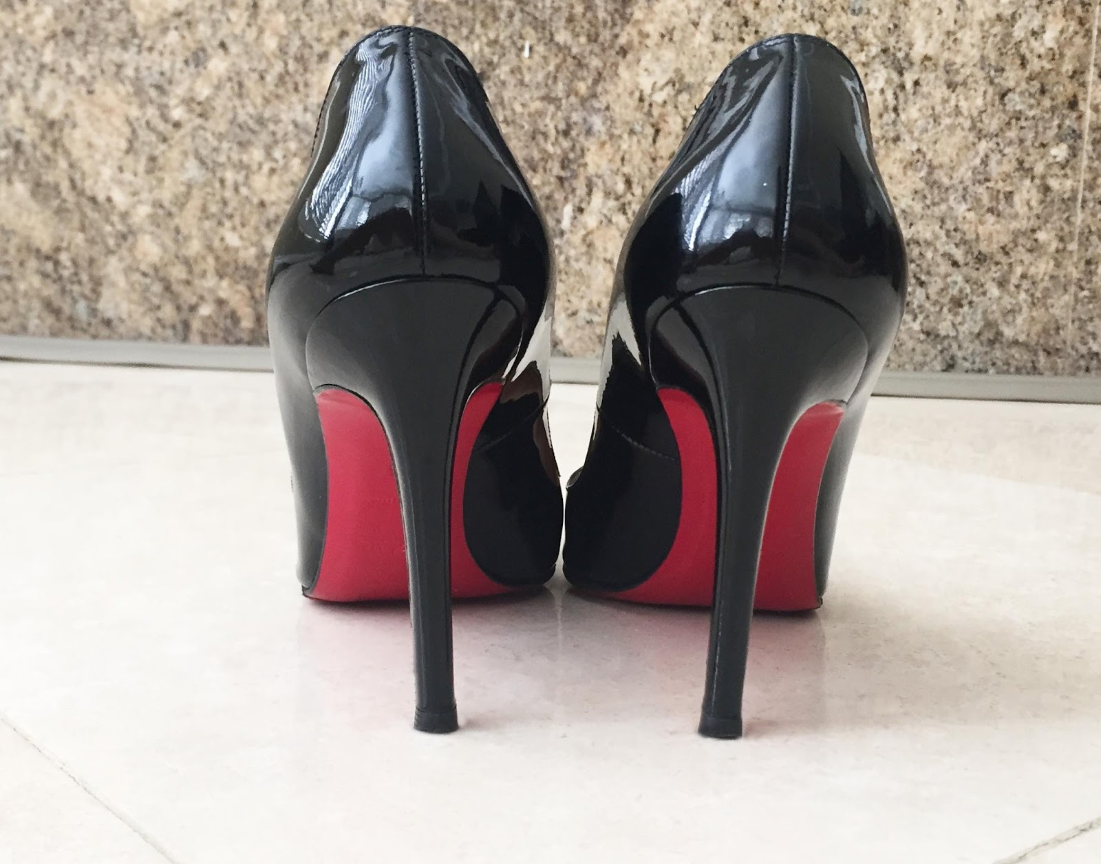 My Superficial Endeavors  Christian Louboutin Pigalle 100 25a5ef59d