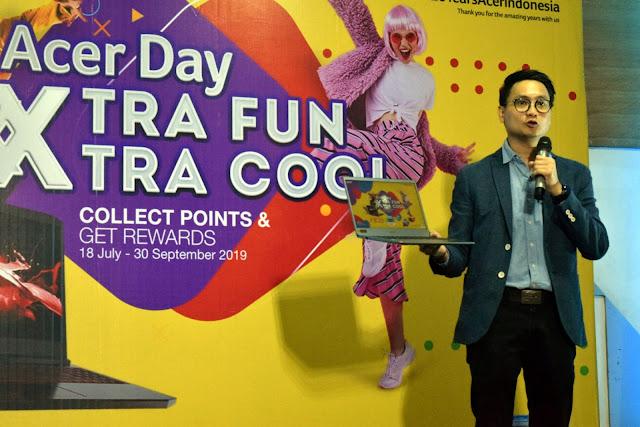 Pilihan Laptop Terbaru Acer Indonesia