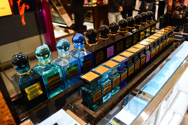 Selfridges Manchester Trafford Beauty Personal Shopper Review Fragrance