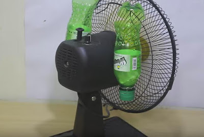 How to Make an Air Conditioner - 2