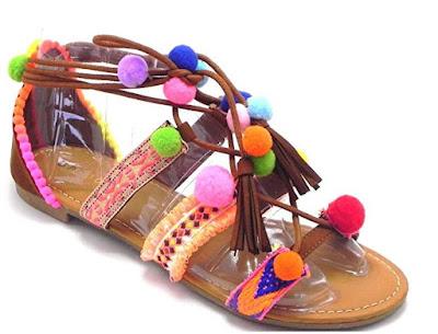 Colorful summer boho hippie sandals under $30. #boho #bohofashion #bohemianfashion boho beaded sandals, boho sandals amazon, boho strappy sandals, boho fringe sandals, cheap boho sandals, boho sandals wedding, boho flip flops, boho sandals online, cute sandals for summer, summer sandals sale, cheap womens sandals free shipping, pretty summer sandals, discount sandals, strappy sandals flat, cheap gladiator sandals,  hot flat sandals