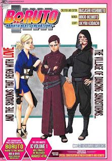 Update! Read Boruto Manga Chapter 3 Full English