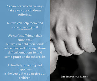 Meaning in parenting