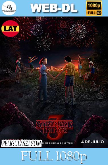Stranger Things 3 (2019) Full HD Temporada 3 WEB-DL 1080p Dual-Latino