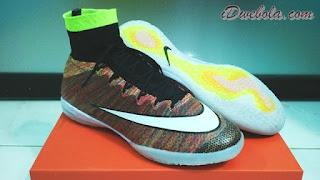 Sepatu Futsal Nike Elastico Superfly Multicolor