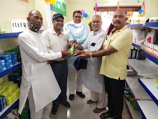 बागपत के टटीरी में खुला आरसीएम उत्पादों का किराना स्टोर   | #NayaSaberaNetwork