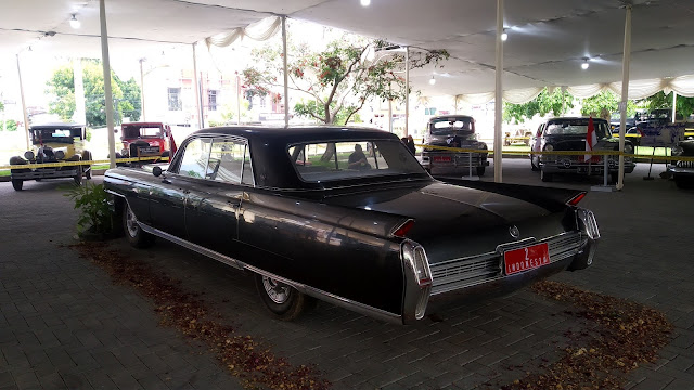 Cadillac Fleetwood 75 Sultan Hamengkubuwono IX