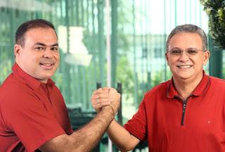 APOCALIPSE: Joãozinho Pavão é anunciado como pré-candidato a vice de Zezildo Almeida em Santa Helena.