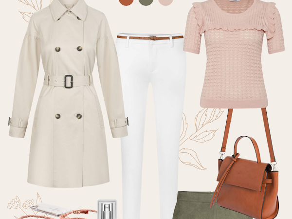 Fashion-Basics für den Frühling