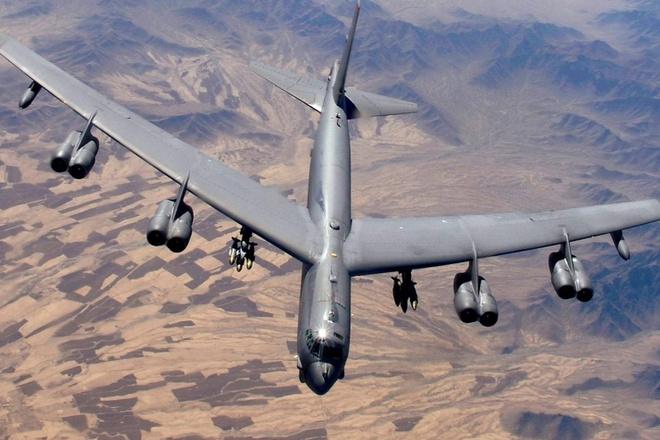 Át chủ bài máy bay ném bom trong đối đầu Mỹ - Trung