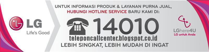 Call Center Customer Service Lg Indonesia