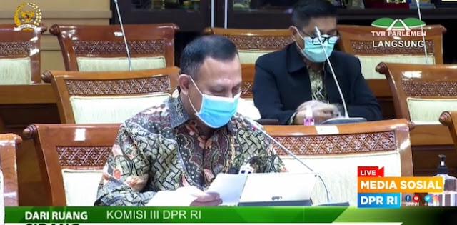 Firli Bahuri Janji Hukum Mati Pelaku Korupsi Anggaran Covid-19