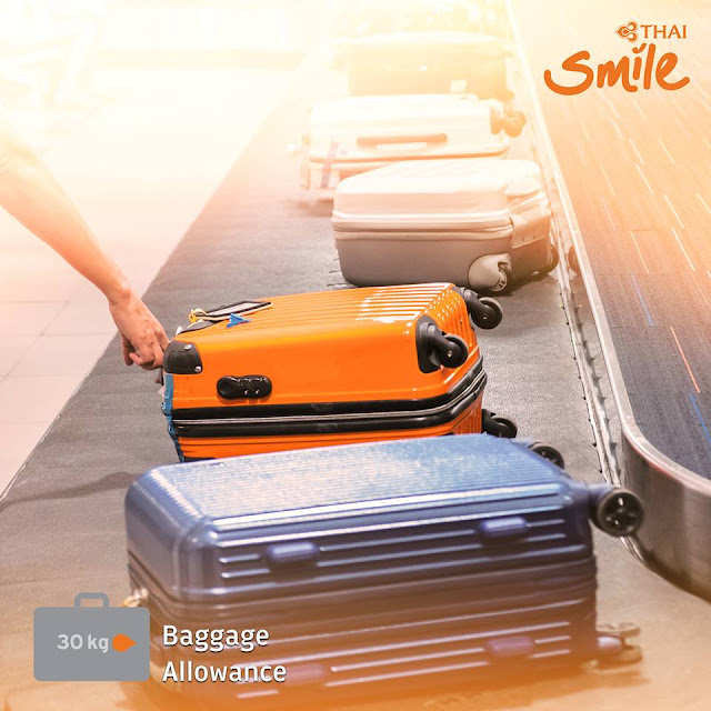 Thai Smile Luggage Allowance