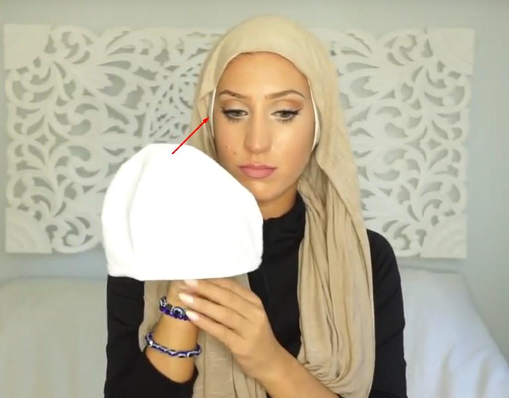 Tutorial Hijab Tanpa Jarum Untuk Berenang Tutorial Hijab