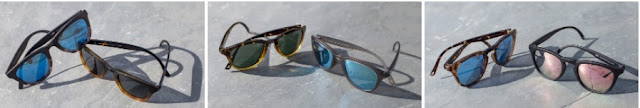 Recycled Plastics Sunglasses Sunski