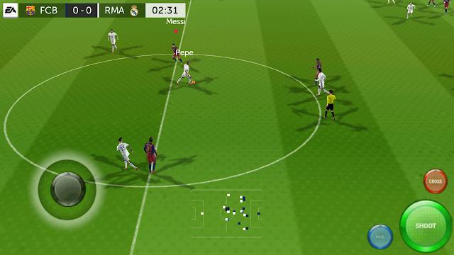 تنزيل لعبة fifa 17 للاندرويد