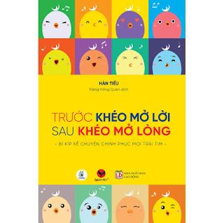 Sách - Trước khéo mở lời sau khéo mở lòng ebook PDF-EPUB-AWZ3-PRC-MOBI