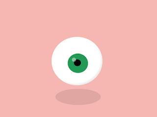 Eye Follow Animation