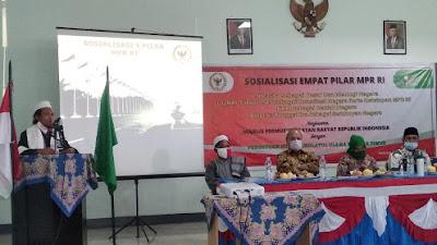 Ketua PCNU Lotim: Sosialisasi Empat Pilar Jangan Jadi Seremonial Belaka