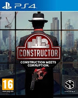 Constructor 2017 Game Cover Ps4