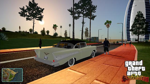 GTA San Andreas Modern City Dubai Mod Pack 2021