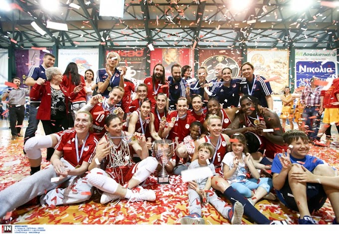 Αήττητος πρωταθλητής στην Α1 γυναικών ξανά ο Ολυμπιακός-Τι δήλωσαν Μάλτση, Σταμάτη, Γκοτζή, Παπαμιχαήλ-Φωτορεπορτάζ από τη νίκη επί του Αθηναϊκού