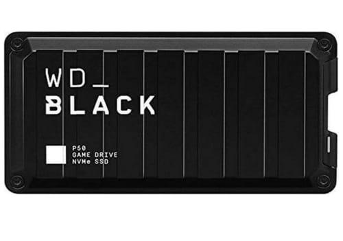 WD_Black 4TB P50-Game Drive Portable External SSD