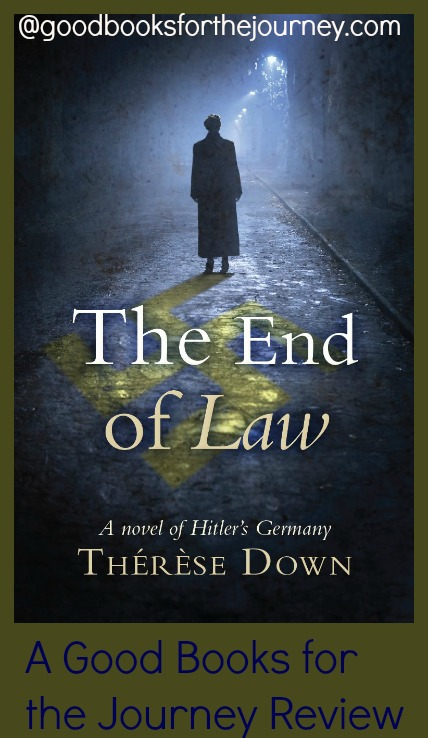 Review of The End of Law, historical fiction