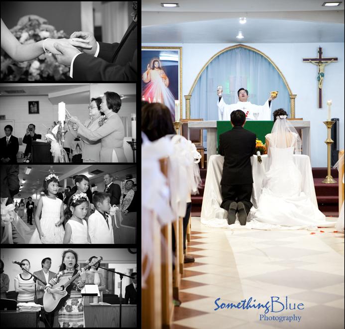 Vietnamese Wedding Altar: Something Blue- Tucson Wedding Photography, Wedding