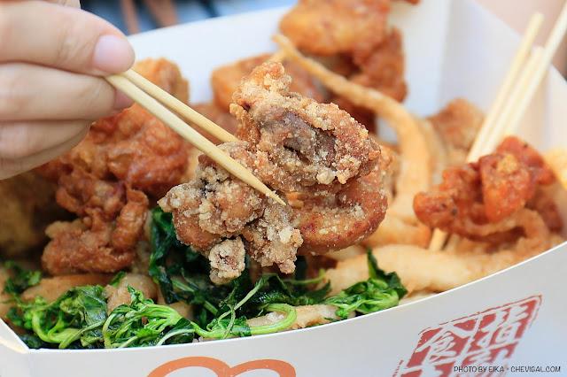 MG 9913 - 水湳鹹酥雞最好吃的竟然不是鹹酥雞?水湳市場人氣炸物好涮嘴,還有超特別的炸蚵捲!