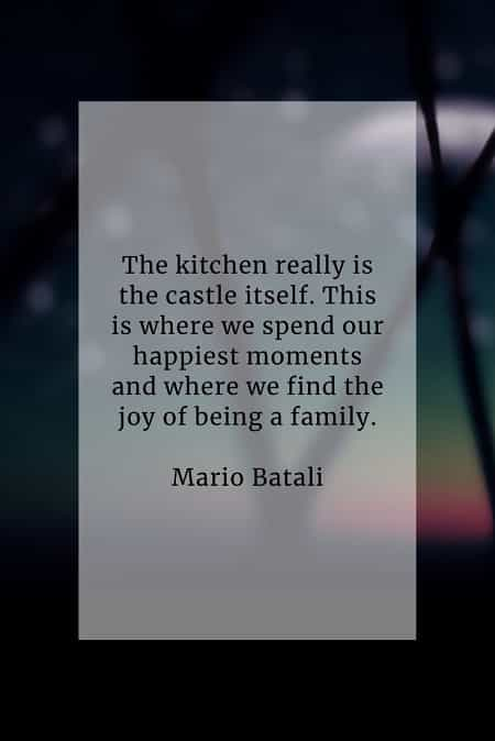 Kitchen quotes and sayings that'll positively inspire you