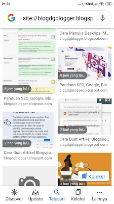 panduan seo google 4