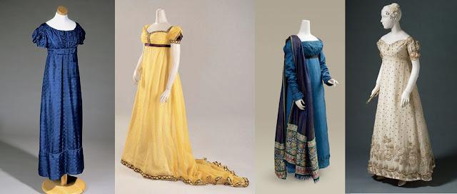 Moda do período império