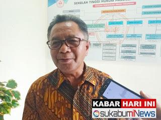 Ketua Yayasan STH Pasundan Sukabumi