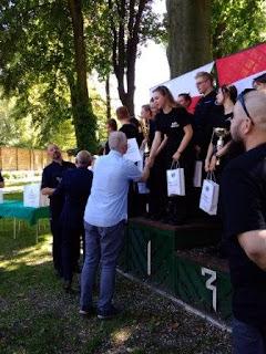 Puchar Komendanta Policji przeprowadzono w ZKS Gwardia Zielona Góra