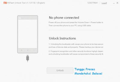 [Tutorial] Cara Mudah Unlock Boot Loader (UBL) Xiaomi Redmi 3/Pro/Prime