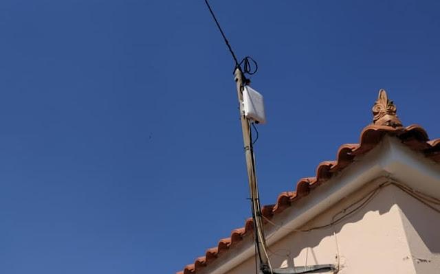 Εγκατάσταση δικτύου WiFi4EU σε 10 σημεία στο Δήμο Επιδαύρου