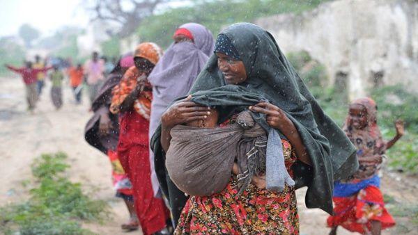 ONU pide 1.600 millones de dólares para ayuda a Somalia
