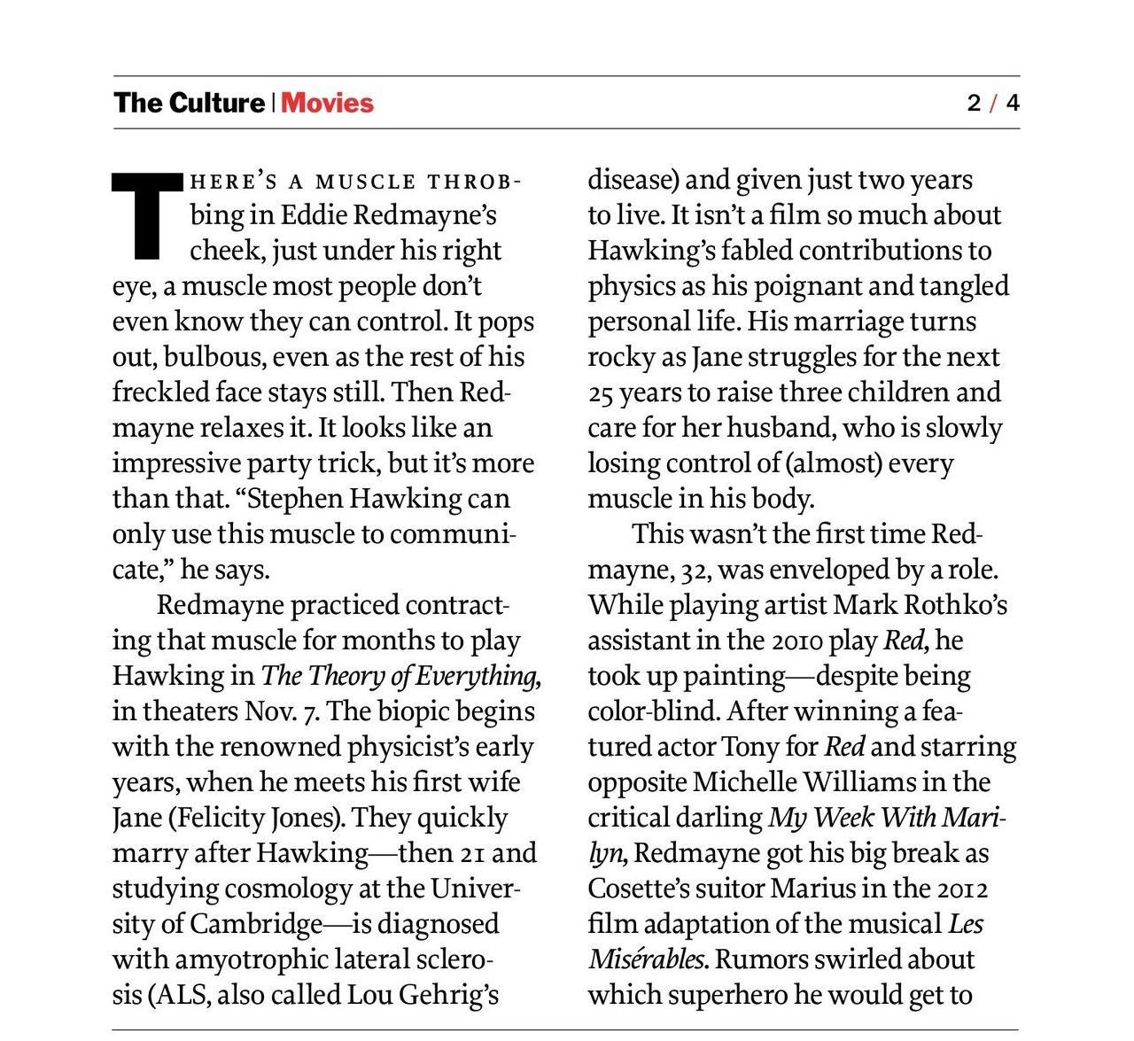 time magazine painfulness article
