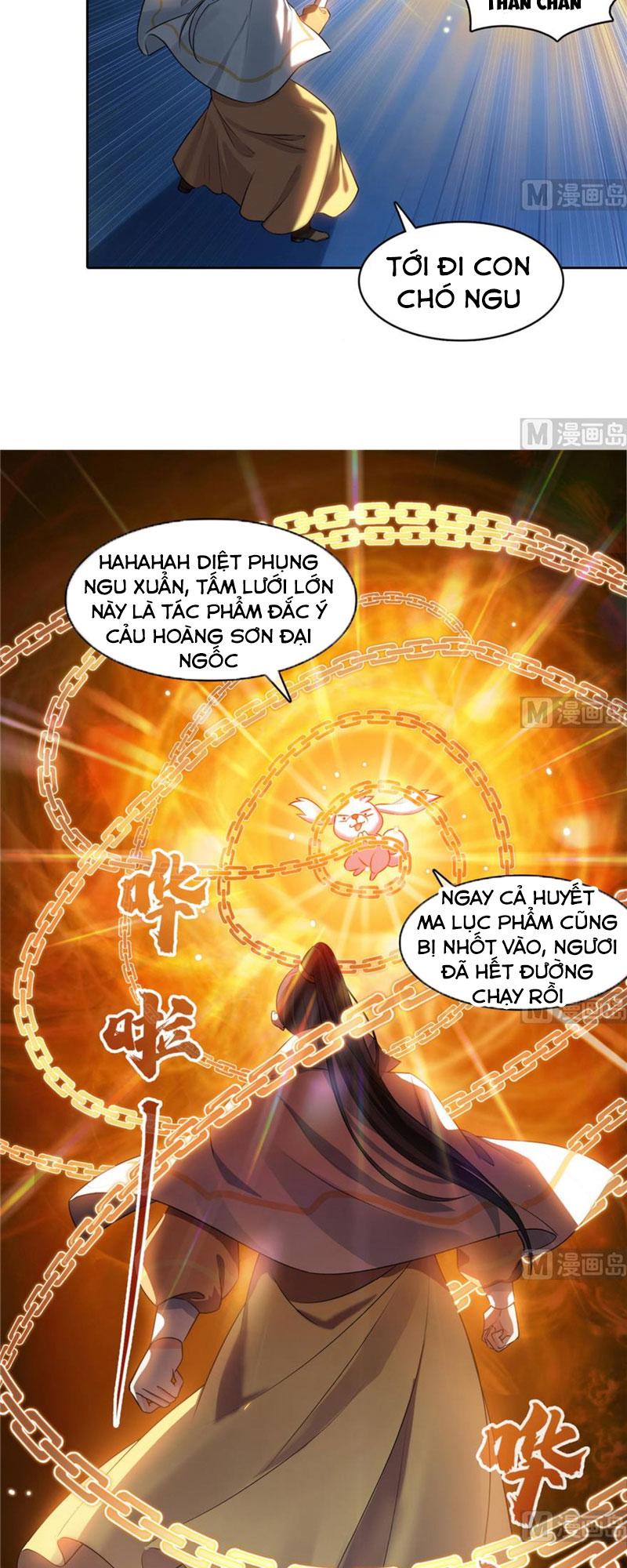 Tu Chân Nói Chuyện Phiếm Quần chap 246 - Trang 14