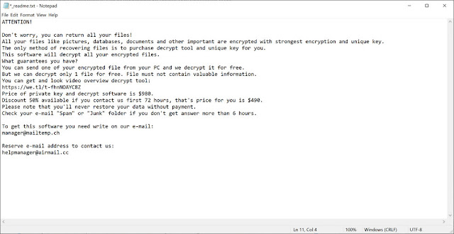 WIOT (Ransomware)